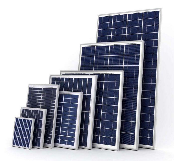 Scheda tecnica pannello fotovoltaico policristallino 7